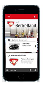 Auto Berkelland app
